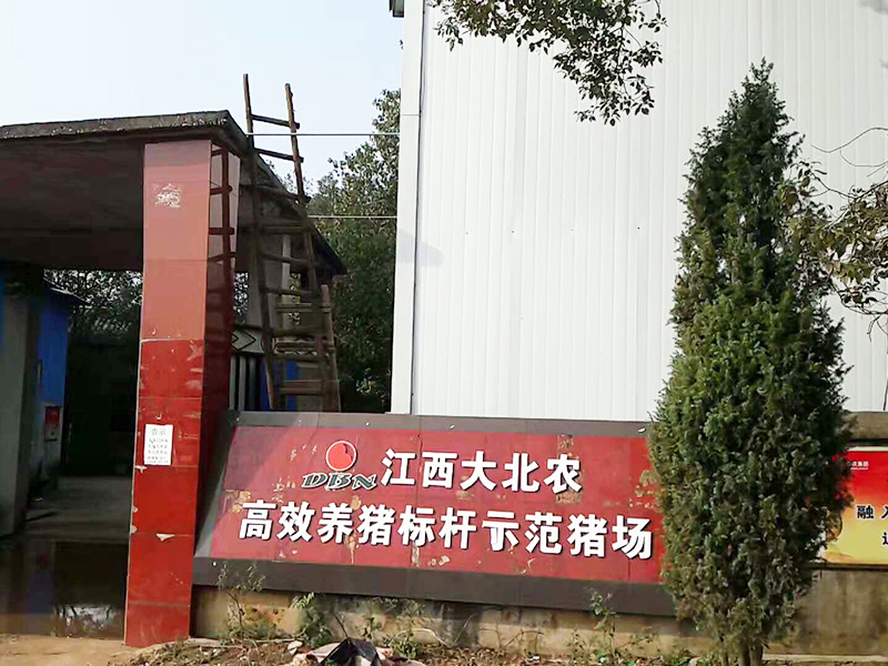 Jiangxi breeding base greenhouse constant temperature project