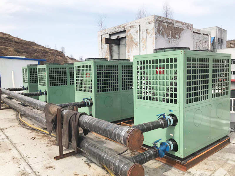 Shanxi Jinbei Coal Mine Group Heating Project