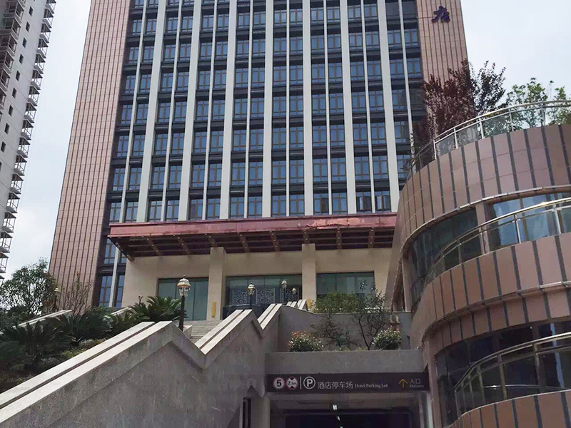 Swimming Hall of Shengli Hotel, Guiyang Federation of Trade Unions