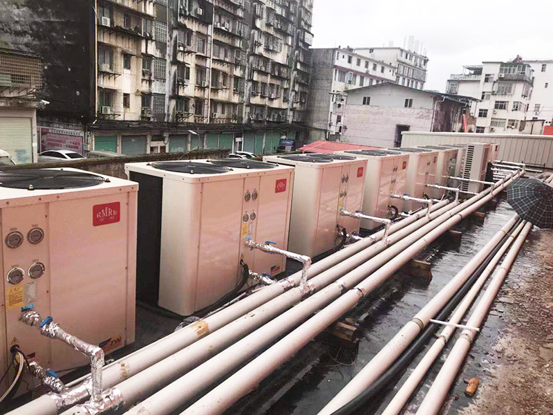 Jiangxi Subtropical Waterway Heat Pump Project